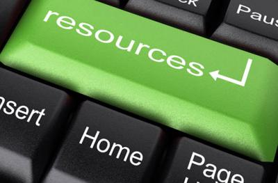resources keyboard key